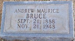 Andrew Maurice Bruce