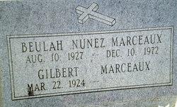 Beulah <i>Nunez</i> Marceaux