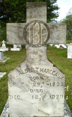 Mrs Albert Marceaux