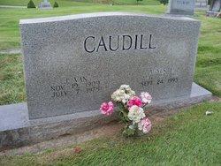 Mrs Agnes <i>Eller</i> Caudill