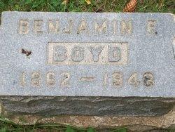 Benjamin F. Boyd