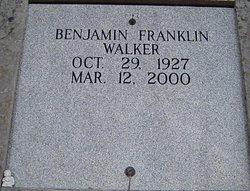 Benjamin Franklin Bennie Walker