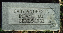 Baby Girl Anderson