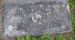 Henry Aleph Anrep