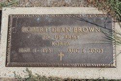 Robert Dean Brown