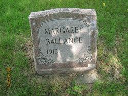 Margaret Ballance