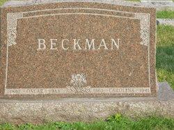Carolina <i>Carlson</i> Beckman