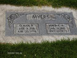 Verona W. <i>Walter</i> Myers