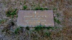 Philip E Acker