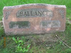 Lee C Ballance
