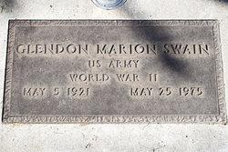 Gordon Marion Swain
