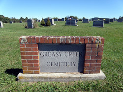 Greasy Creek Cemetery