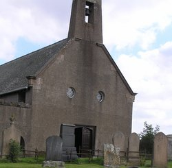 Ballinderry Middle Church of Ireland Churchyard