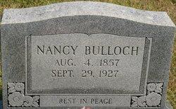 Nancy A <i>Hunt</i> Bulloch