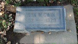 John W Gwin