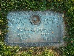 Nora Grace <i>Graham</i> Dunlap