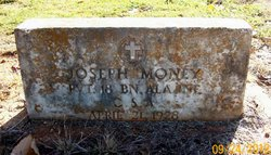 Deacon Joseph Lunsford Money