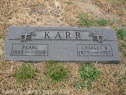 Sarah Pearl <i>Weakley</i> Karr