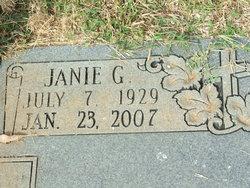 Janie Ruth <i>Ginn</i> Dean