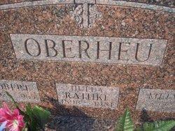 Hulda <i>Rathke</i> Oberheu