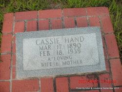 Cassie Mariah <i>McClelland</i> Hand