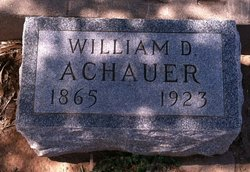 William David Achauer