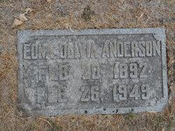 Edna Olivia Anderson