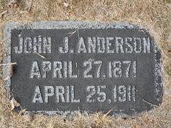 John J Anderson