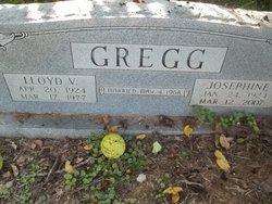 Josephine Adair Jo <i>Barrett</i> Gregg