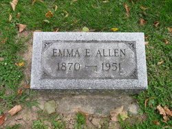 Emma E. <i>Minnich</i> Allen