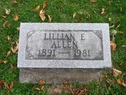Lillian E. <i>Craig</i> Allen