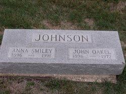 Anna <i>Smiley</i> Johnson