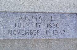 Anna T Annie <i>Holden</i> Hannegan