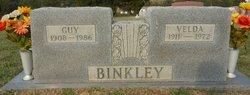 Guy Randell Binkley