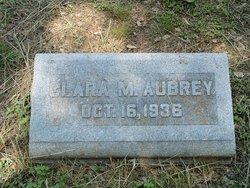 Clara M Aubrey