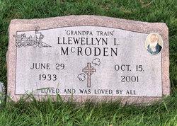 Llewellyn Lee Lou McRoden