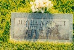 Bertha Abbett