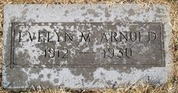 Evelyn M Arnold