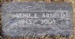 Valerie Evelyn Arnold