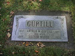 Arthur W Guptill
