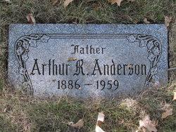 Arthur R Anderson