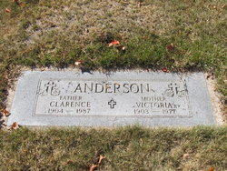 Clarence Willard Anderson