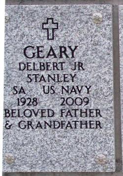 Delbert Stanley Geary, Jr