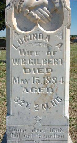 Lucinda A. <i>Hammer</i> Gilbert