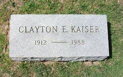 Clayton E. Kaiser
