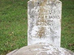 William R Banks