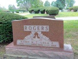 Harry M Rogers