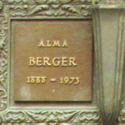 Alma Berger