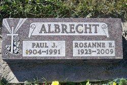 Rosanne Elizabeth <i>Palmer</i> Albrecht