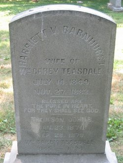 William Carey Teasdale